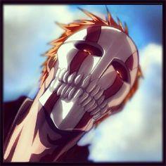 Visored || Ichigo and his mask