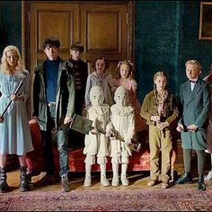 Movies: Asa Butterfield discovers a Peculiar place in Tim Burton's Miss Peregrine's trailer