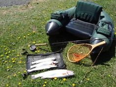 1000 images about fly fishing off kick boats and for Belly boat fishing