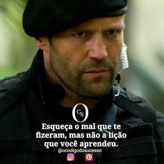 A imagem pode conter: 1 pessoa, texto Pray Tattoo, Funny Quotes, Life Quotes, Bad Boys, Just Love, At Home Workouts, Coaching, Inspirational Quotes, Wisdom
