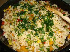 Fried Rice, Cooking, Ethnic Recipes, Food, Kitchen, Essen, Meals, Nasi Goreng, Yemek