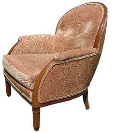 french art deco armchair 1920s art deco furniture san francisco