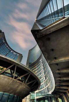 Spiral Hall by Michael Woloszynowicz, via 500px