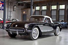 1957 Chevrolet Corvette | Shiny Side Automotive Photography