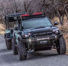from - Toyota Tacoma - by Toyota 4x4, Toyota Trucks, Toyota 4runner, 4x4 Trucks, Toyota Tacoma Lifted, Toyota Tundra, Tacoma Truck, Jeep Truck, Pick Up