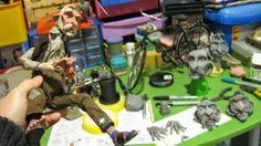 Puppets & Clay, Stop-Motion Blog: APUNTATÉ AL TALLER STOP-MOTION DEL ESTUDIO ARTICULA2 EN BARCELONA