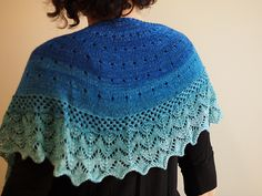 Ravelry: Kindness KAL Shawl pattern by Jaala Spiro 1 écheveau fingering Poncho Knitting Patterns, Shawl Patterns, Lace Patterns, Lace Knitting, Stitch Patterns, Knitted Shawls, Knitted Poncho, Knitted Slippers, Crochet Shawl