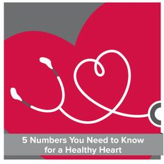 Visit http://go.osu.edu/prevention to learn the 5 numbers you should know for a #healthy #heart
