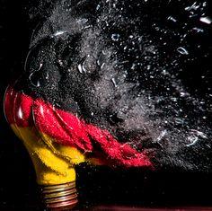 Galería: 19 Bombillas incandescentes que sirvieron para crear una explosión de colores