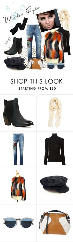 """""""Countdown ..."""" by misartes ❤ liked on Polyvore featuring Hinge, Dolce&Gabbana, Polaroid, Ermanno Scervino, Christian Dior, Nicoli, GetTheLook and winterstyle"""