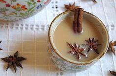 at ease: Homemade Chai Tea Latte Homemade Chai Tea, Tea Latte, Vegan Recipes, Healthy, Desserts, Food, Tailgate Desserts, Deserts, Vegane Rezepte