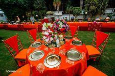 Elegant Delhi Wedding With The Most Unique Bridal Outfits