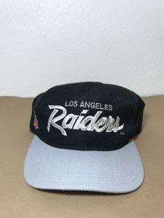 228ad477bdea4 Adam Zamora · Hats · Los Angeles Raiders Twin Snapback ...