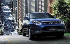Hyundai #ix55