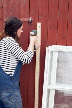 Diy Greenhouse, Garden Planning, Outdoor Gardens, Backyard, Inspiration, Diy Projects, Hem, Greenhouses, Outdoor Ideas