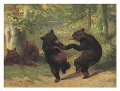 Dancing Bears     one of my favorite of all time..... 2nd to the circle