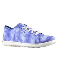 Look at this  zulilyfind! Purple Vibe  amp  Chalk Atmospheric Skyscape  Runaround Sneaker   60c158315