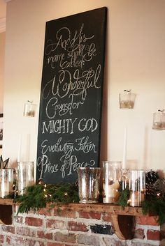 A Cottage Christmas ‹ The Cottage at 341 South – celebrating God in simple beauty