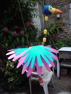 Marioneta Parrot, Bird, Outdoor Decor, Home Decor, Puppet, Parrot Bird, Decoration Home, Room Decor, Birds