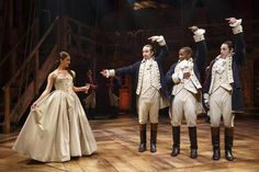 """Good news for those of us who can't get to Broadway — or can't score """"Hamilton"""" tickets. An air date has been announced for the Tony-winning show on PBS. Leslie Odom, Anthony Ramos, Aaron Burr, Hamilton Musical, Alexander Hamilton, Lin Manuel Miranda, Musical Theatre, Musicals, Poses"""