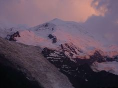 """Here is an awesome summery  image, - the sunset reflecting the cover colour of """"Snow Tales & Powder Trails"""""""