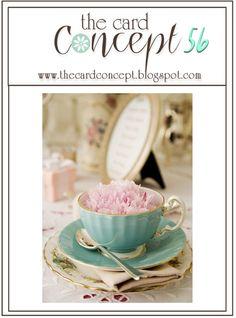 The Card Concept #56 {Sweet Tea}