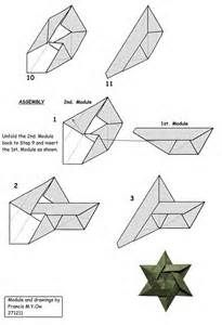 Star of David Origami Diagrams - Bing Images