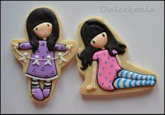 Dulcekoala Decorated Cookies ... girls