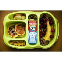 Boîte à lunch - Vert pomme | #concours #merehelene
