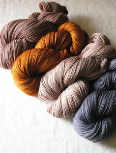 yarn - gorgeous colors
