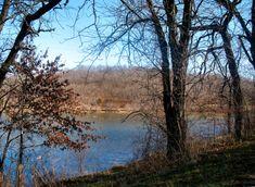 1.) Wyandotte County Lake (Kansas City)