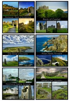 Want-to-visit Ireland