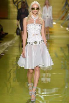 Versace Spring 2014 Milan Fashion Show