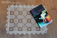 [Taitting Race] Lovely Flower Mat, Completed Mission: Naver Blog
