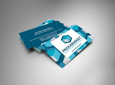 Cartes de visite & papeterie PACKABUDGET by Pépite Communication