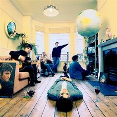 Definitely Maybe de Oasis toma alternativa