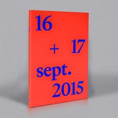Save the date 2015 of @rdvcreateurs #typography #flocking #rdvcreateurs #designprint #savethedate #swissgraphicdesign #gmundcotton #papyrus #letterpress #sonderegger #flocking #bastcolor #swisstypefaces