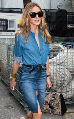 60 Bags and the Stars Who Carried Them at New York Fashion Week Spring 2015