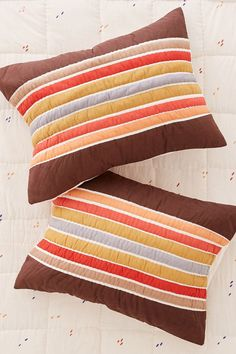 Uxmal Retro Blocks Sham Set