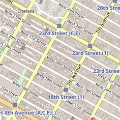 Self-guided walk and walking tour in New York: Chelsea Nightlife, New York, USA, Self-guided Walking Tour (Sightseeing)