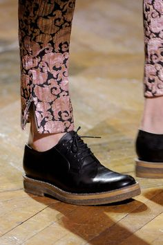 Marc Jacobs Shoes Fall 2013 - Fall 2013 Accessories Trends