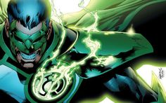 42 Awesome Green Lantern Wallpaper Images - Cosmic Book News