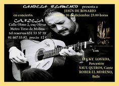 JESÚS DE ROSARIO. Fundación Guitarra Flamenca. www.fundacionguitarraflamenca.com