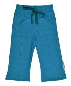 Baba Babywear fanatastic box pants in true blue. baba-babywear.en.emilea.be