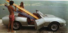 NUMERO 13: Fiat Dino Spider