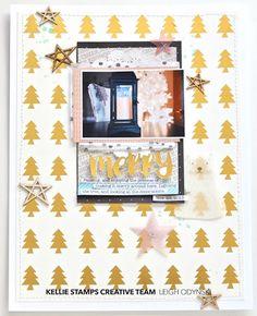 November Kellie Stamps Design Team Projects