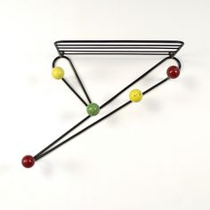 Located using retrostart.com > Coat Rack by Roger Feraud for Unknown Manufacturer