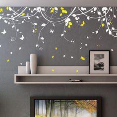 3d ring circles diy wall stickers removable vinyl mural home debrecen pinterest diy wall stickers diy wall and wall sticker