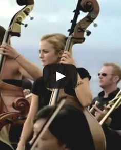 Best Ad Ever! Orchestral Musicians Bring Whales To Surface – This Will Take Your Breath Away