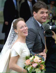 Princess Margarita and Edwin de Roy van Zuydewijn
